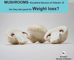 Mushroom_Weight Loss