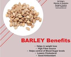 Barley_Weight Loss Tips