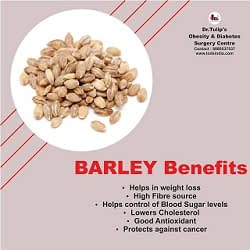 Barley_Weight Loss Tips