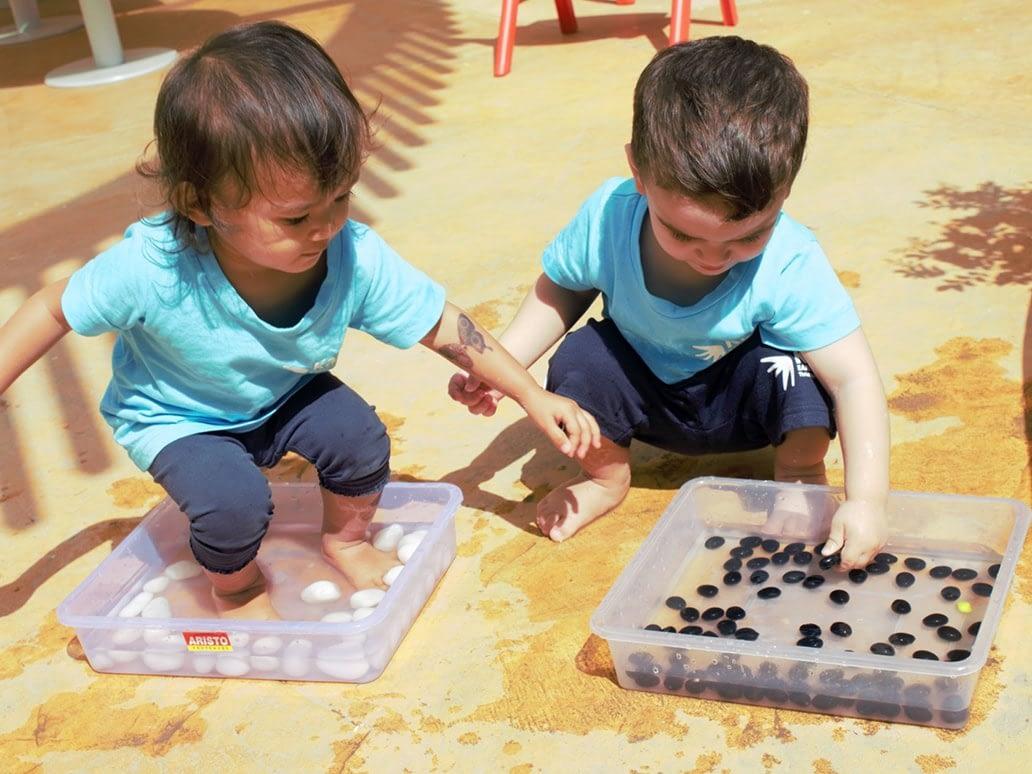 Building Social Skills in Preschool